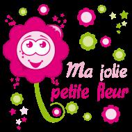 T-Shirt jolie petite fleur<br />imprimer sur un tee shirt