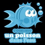T-Shirt comme un poisson dans l eau<br />imprimer sur un tee shirt