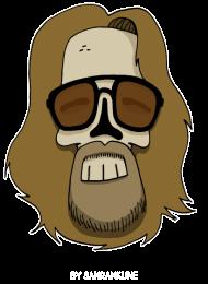 T-Shirt The Dead Dude<br />imprimer sur un tee shirt