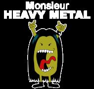 T-Shirt Monsieur heavy metal<br />imprimer sur un tee shirt