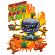 The Terrifying Vegan Flesh Eating Plant
