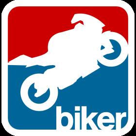 Motorrad Biker League auf dein T-Shirt