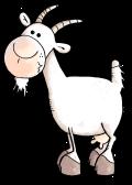 Motif Chèvre