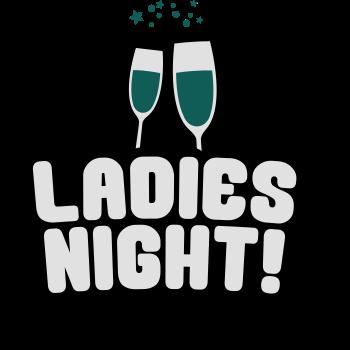 T-Shirt Ladies night, bachelorette, bachelorette party<br />imprimer sur un tee shirt