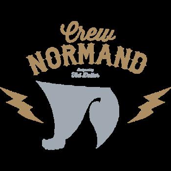 T-Shirt crew norman drakar<br />imprimer sur un tee shirt