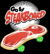 T-Shirt Steakboard<br />imprimer sur un tee shirt