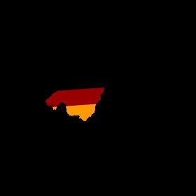 Malle Mallorca Umriss auf dein T-Shirt