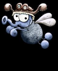 T-Shirt moustique Fleet Fly<br />imprimer sur un tee shirt