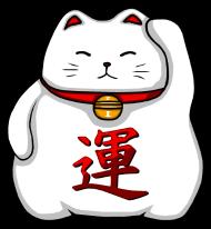 T-Shirt Lucky Cat<br />imprimer sur un tee shirt
