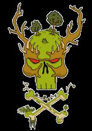 T-Shirt swamp_thing<br />imprimer sur un tee shirt