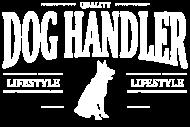 T-Shirt Dog Handler<br />imprimer sur un tee shirt