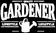 T-Shirt Gardener<br />imprimer sur un tee shirt