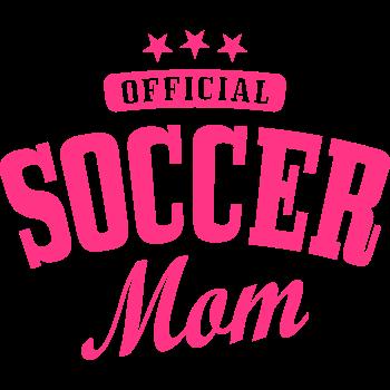 T-Shirt soccer mom<br />imprimer sur un tee shirt