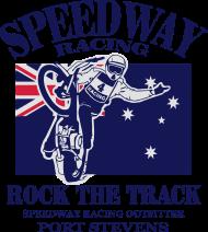 T-Shirt Australian Speedway<br />imprimer sur un tee shirt