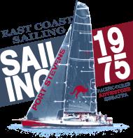 T-Shirt East Coast Sailing <br />imprimer sur un tee shirt