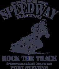 T-Shirt Speedway Racing<br />imprimer sur un tee shirt