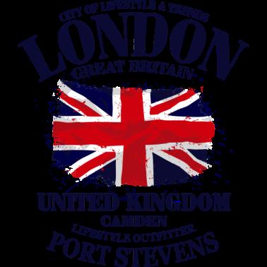 tee shirt london, londres imprimé