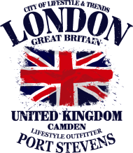 tee shirt london, londre