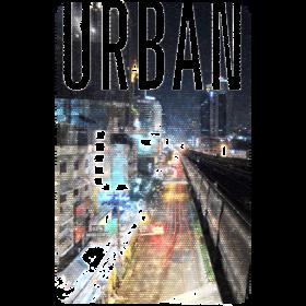 Urban Bangkok auf dein T-Shirt