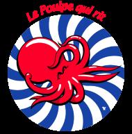 T-Shirt Le Poulpe qui rit<br />imprimer sur un tee shirt
