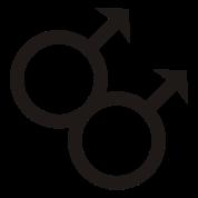gay / ♂♂