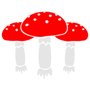 3 Mushrooms