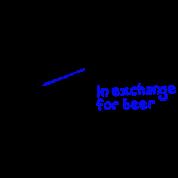 computer beer