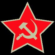 USSR 1945 Star - eushi