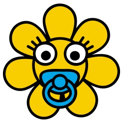 Baby bloem