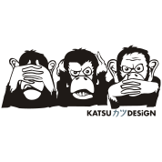 three wise apes
