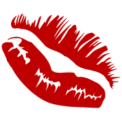 kiss - lips - mouth