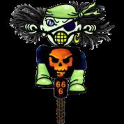 BMX borgo-pirata (DDP)
