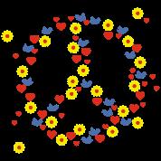 love 'n peace (3c)