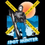T-Shirt SnowBorder and Mask<br />imprimer sur un tee shirt