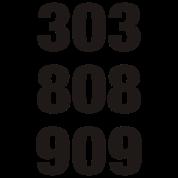 303 808 909 - Music - Electro - Acid
