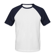 Tee shirt baseball manches courtes Homme