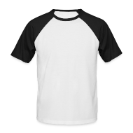 Tee shirt baseball manches courtes Homme