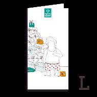 Chèque-cadeau Poste 50 €