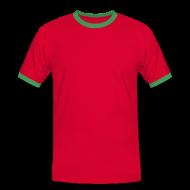 Tee shirt contraste Homme