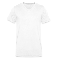 Tee shirt col V Homme