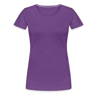 Basic vrouwen t-shirt