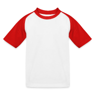 Tee shirt baseball Enfant