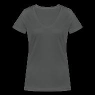 Tee shirt col V Femme