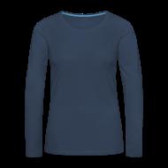 Tee shirt manches longues Premium Femme