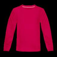 Tee shirt manches longues Premium Ado