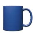 A harp in the laurel wreath Full Colour Mug