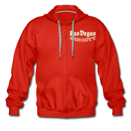 Hoodies & Sweatshirts ~ Men's Hooded Jacket ~ LAS VEGAS SIN CITY