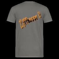 """Männer T-Shirt klassisch - T-Shirts Man Shirt """"Uffbasse"""""""