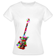 T-Shirts ~ Women's Standard T-Shirt ~ Noise and Violence