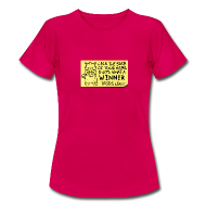 T-Shirts ~ Women's Standard T-Shirt ~ Peppy: Winner